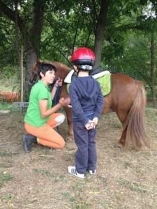 battesimo pony